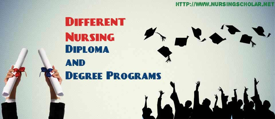 Types of Nursing Programs | Explore Different Nursing Courses in ...