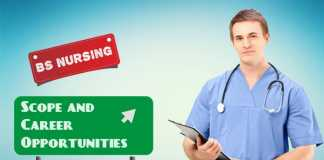 Scope of BS Nursing