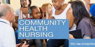 Importance and roles of Community Health Nurse in Pakistan