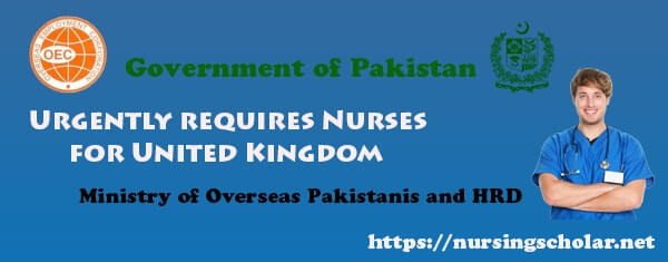 OEC Jobs in United Kingdom For Nurses