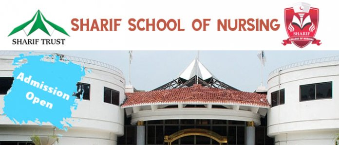 Sharif College of Nursing Admissions