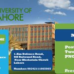 Admission Of University of Lahore