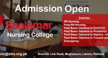 Scope of BS Nursing | Salaries and Job Opportunities in Pakistan